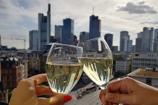 Kulinarischer Kurztrip in den Orient im LUX - Frankfurt mal anders erleben