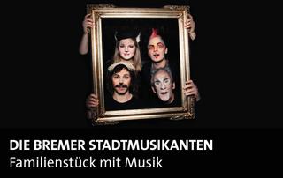 Festspiele Hanau: Die Bremer Stadtmusikanten