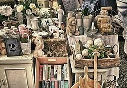 Hof-Flohmärkte im Nordend Groß-Gerau