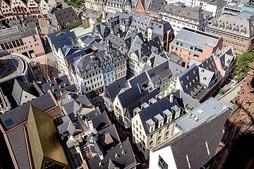 Frankfurter Altstadt-Wiederaufbau für internationale Auszeichnung nominiert