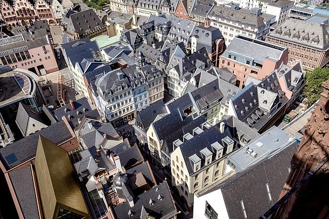 Gratulation -  Frankfurts neue Altstadt gewinnt internationalen MIPIM Award 2019