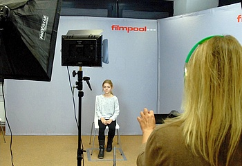 TV-Casting: filmpool seeks talent in Frankfurt