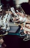 1. Interaktive Weinprobe