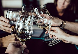 1st Interactive Wine Tasting