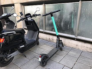 E-Scooter conquer Frankfurt - What do I need to know?