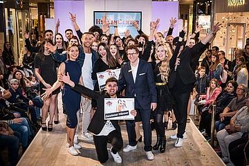Großes Fashion-Finale im Hessen-Center Frankfurt