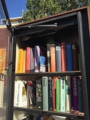 Bücherschrank für Sindlingen