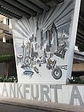 Murals, graffiti and paintings: Frankfurt's most beautiful murals