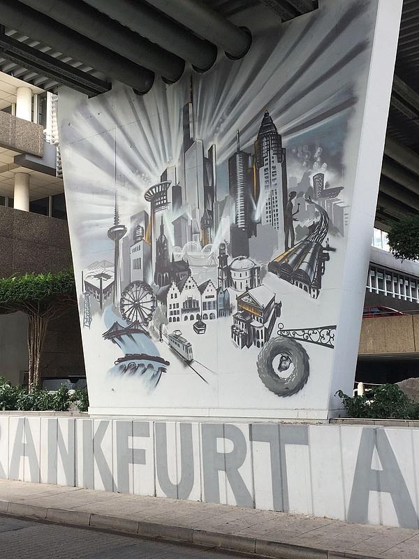 Murals Graffiti And Paintings Frankfurt S Most Beautiful Murals Frankfurt Tipp