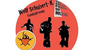 Wolf Schubert-K. Family & Friends - Online-Konzert