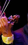 Jermaine Landsberger Trio feat. Sandro Roy
