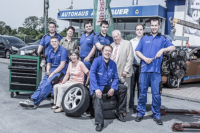 Volvo Autohaus Amthauer - cordial and competent!