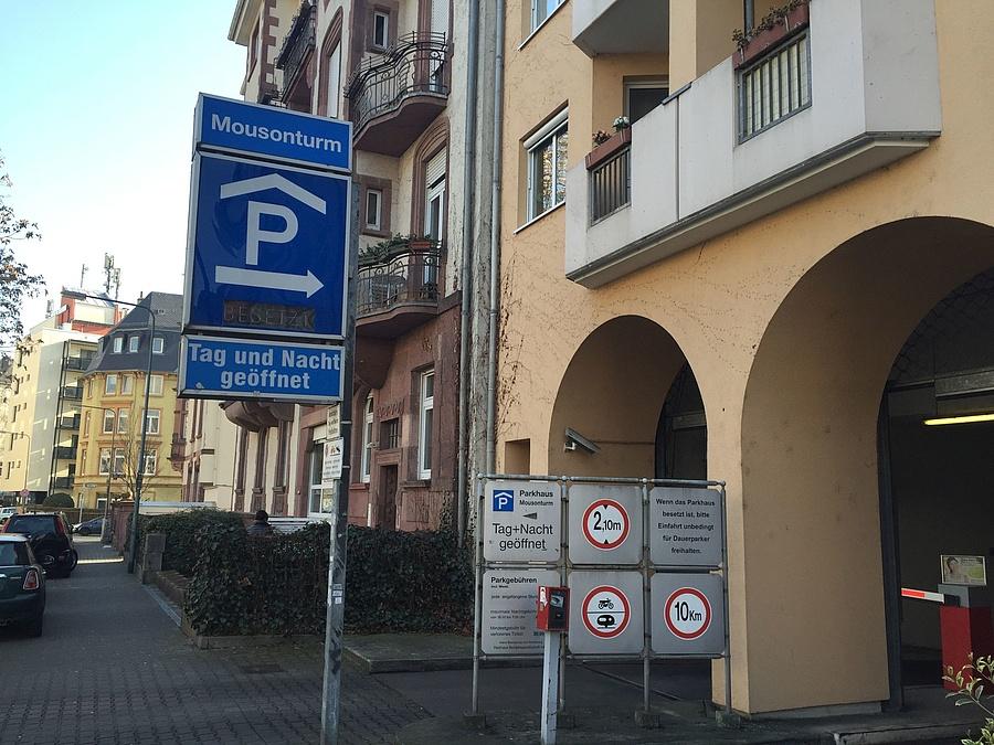 parkhaus konstablerwache