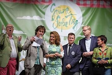 2. Grüne Soße Tag in Frankfurt: Kein Weltrekord, aber trotzdem ein Erfolg