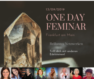 ONE DAY FEMINAR in Frankfurt