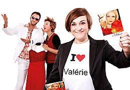 Krimi-Schiff I - Valérie Voltaire - eine Diva mit Format