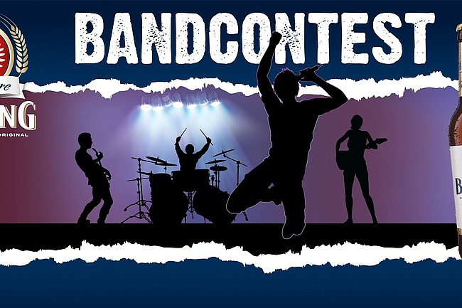 Bands and Artists from Hesse: Apply now for the Binding Band Contest