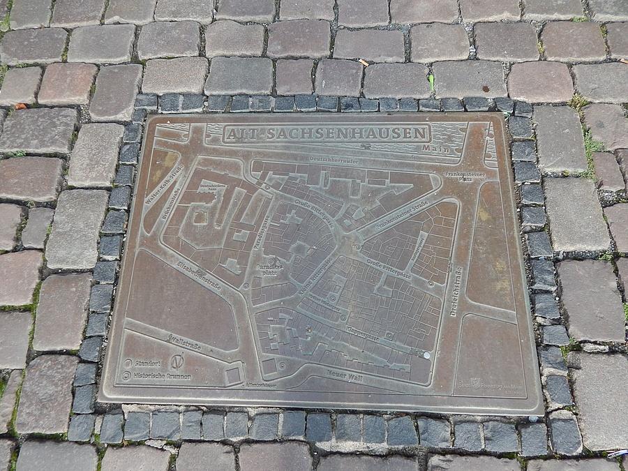 Parken Sachsenhausen Frankfurt