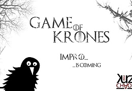 ImproTheaterSlam: Game of Krones