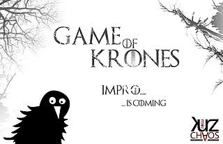 ImproTheaterSlam: Game of Krones