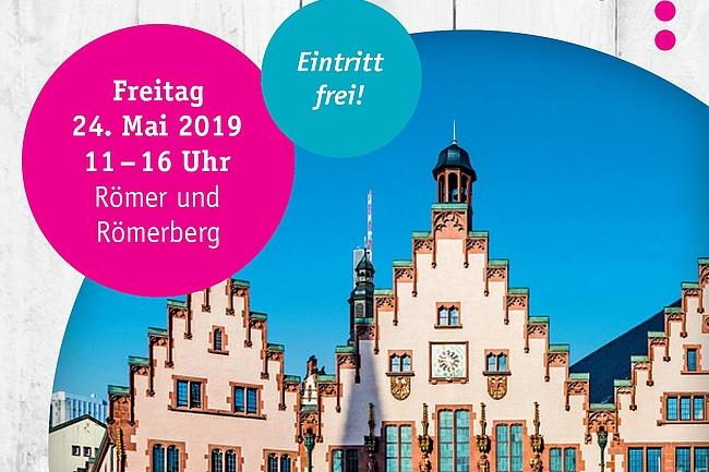 36. Frankfurter Selbsthilfemarkt im Römer und auf dem Römerberg