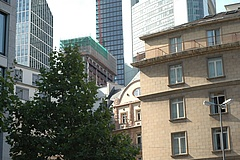 What is special about Frankfurt?