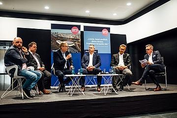 Großes Interesse an Gesprächsrunde 'Frankfurt braucht die Multifunktionsarena'