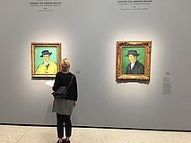 Vincent van Gogh zu Gast im Frankfurter Städel Museum