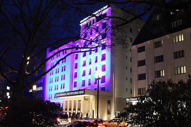 Grandhotel Hessischer Hof schließt