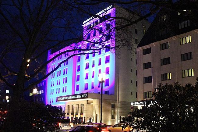 Frankfurt verliert ein Grandhotel - Hessischer Hof schließt