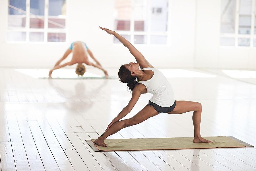Yoga & Pilates in Frankfurt & Rhein-Main