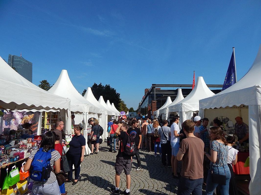 Frankfurts Japan-Festival Main Matsuri geht in die zweite