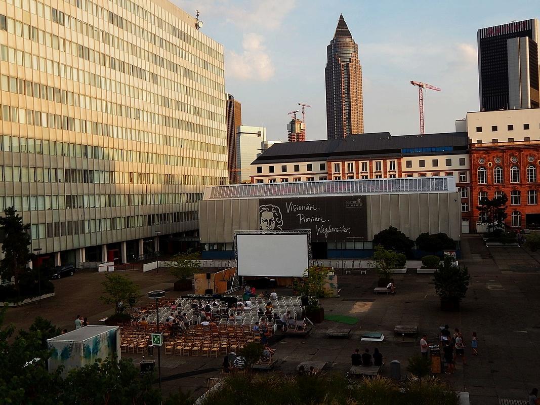Freiluftkino Frankfurt