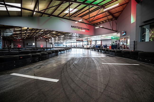 MotorDrom – Kart – & Eventlocation