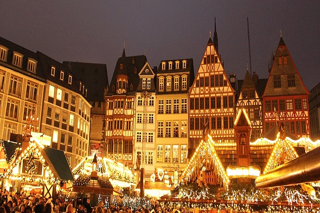 Virtueller Weihnachtsmarkt Frankfurt & Rhein-Main