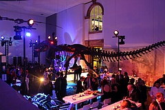 Awarded the Senckenberg Night in the anniversary year