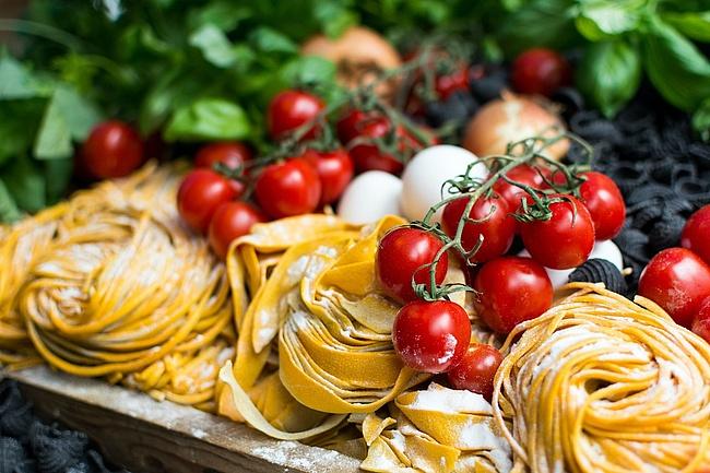Italienische Supermärkte