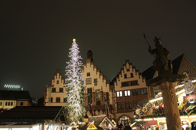 Frankfurt Christmas Market is scheduled to take place in 2020