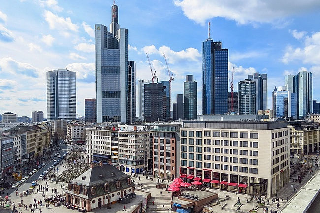 A look at the time after the lockdown: A 'Frankfurt Plan' for the city centre