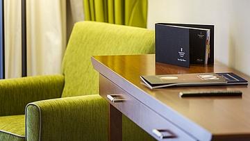 Arbeiten im Hotelzimmer: Kempinski Hotel bietet Homeoffice mit Erholungsfaktor