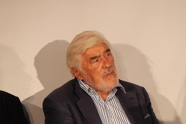 Mario Adorf comes to Deutsches Filmmuseum