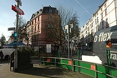 Schweigen ist Silber, Reden ist Gold: Hyde Park Corner in Bornheim