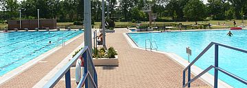 Outdoor pool in Riedbad reopens on July 1 after pipe burst
