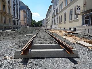 U-Bahn Sommerbaustelle: Die Baustelle wird zur Schaustelle
