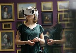 Das Städel Museum im 19. Jahrhundert - Virtual Reality