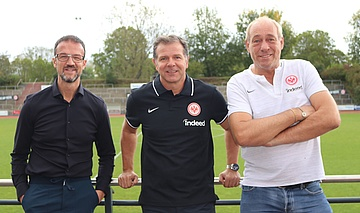 Andreas Möller is the new head of Eintracht Frankfurt's junior performance centre