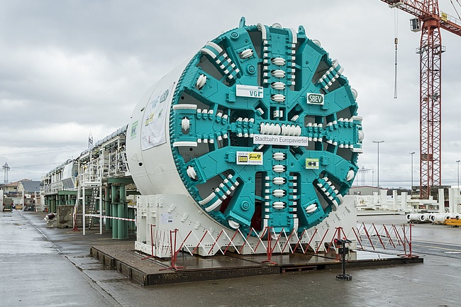 Ausbau der Linie U5 ins Euroaviertel verzögert sich