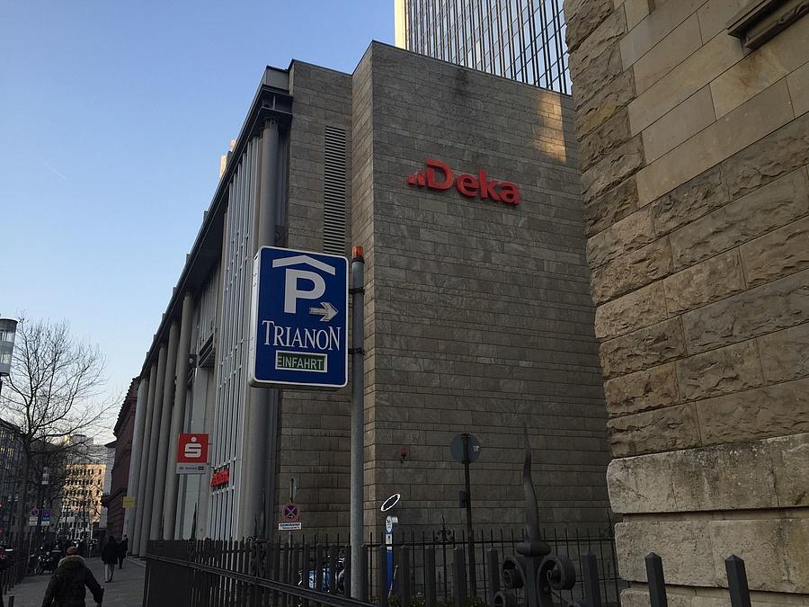 Günstig Parken In Frankfurt Innenstadt