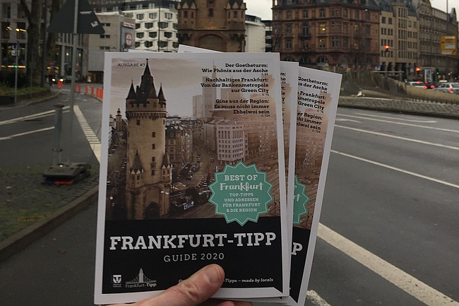 Der Frankfurt-Tipp Guide 2020 ist da!
