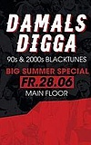 Damals Digga: 90s & 2000s Blackbeats Summerspecial